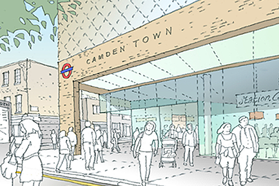 Future Stations Programme – Camden Town Station